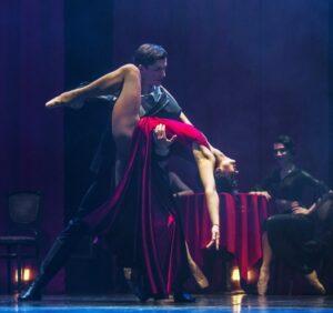 На прохання глядачів 27 серпня о 22:00 на OPERAFEST TULCHYN покажуть «Історії в стилі танго»